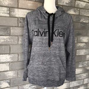 Calvin Klein pullover hoodie size L